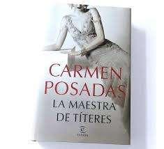 La Maestra de Titeres de Carmen Posadas