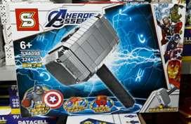 Martillo de Thor armatodo