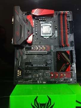 Board Gamer Intel 7ma Generación Rgb