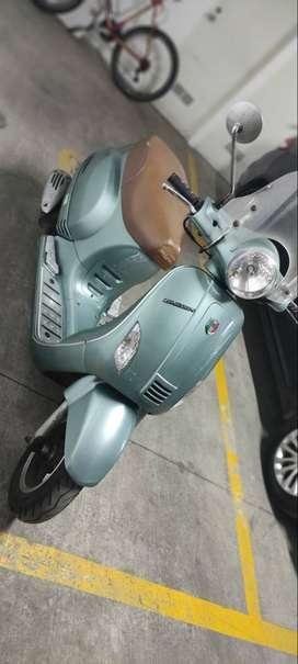 Zongshen Milano 125 Scooter vintage