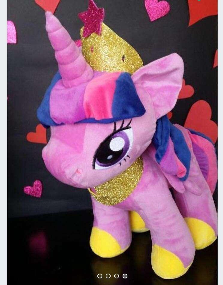 Peluche Pony 45x50 Super oferta 0