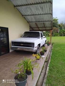Vendo Chevrolet C10 custom delux mod 84 impuestos aldia no SOAT no tecno