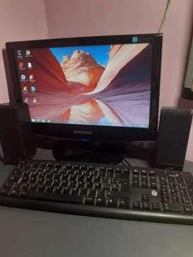 Compu de escritorio