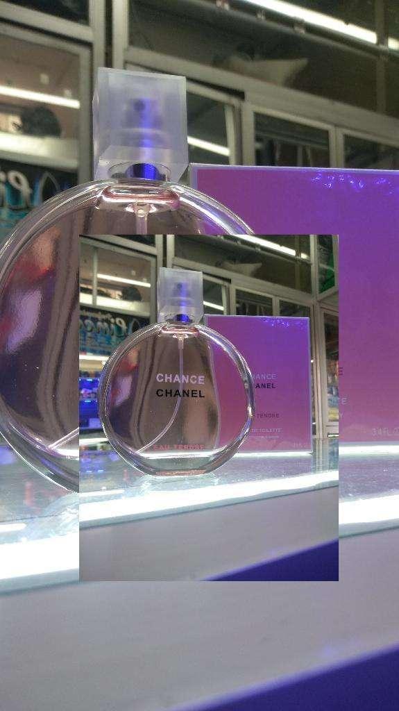 Perfume Chanel Eau Tendre 0