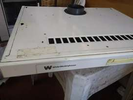Extractor de Aire White Westinghouse
