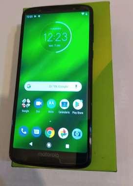 Vendo Motorola G6 plus buen estado impecable