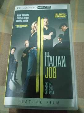 The Italian Job Movie para PSP
