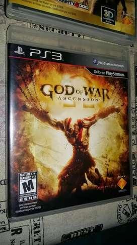 Juego PS3 God Of War Ascensión