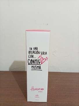Remate perfume humor femenino Natura!!