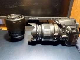 Se vende Nikon D3100 económica