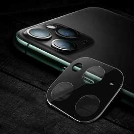 Protector Camara Apple iPhone 11 Y iPhone 11 Pro - Pro Max