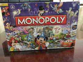 Monopoly The Disney theme park edition lll