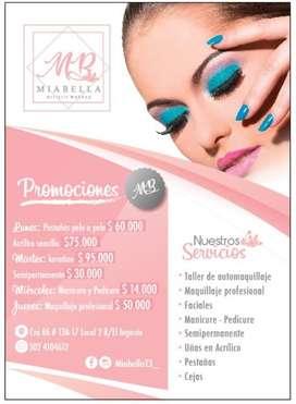 Maquillaje Profesional Uñas Y Mas