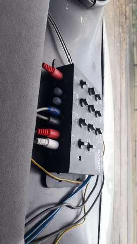 Vendo equipo para car audio completo