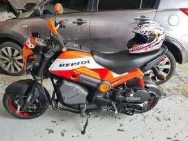 Honda Navi versión REPSOL