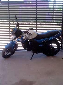 Yamaha sz 150cc digna de ver