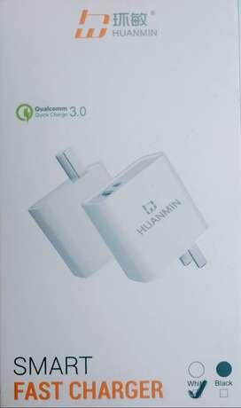 Cargador Huanmin Qc 3.0 cargador  PD 2.0 (tipo C)