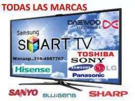 SERVICIO TÉCNICO DE TELEVISORES Y COMPUTADORAS