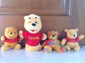 Peluche Winnie Pooh Lote 4U