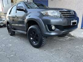 FLAMANTE TOYOTA FORTUNER 2013