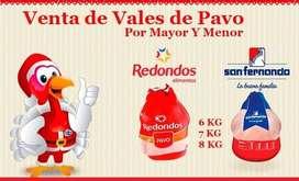 Vales Redondos Canastas Navideñas Venta Por Mayor