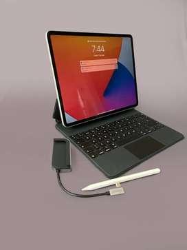 Ipad Pro  12.9 , Pencil y teclado