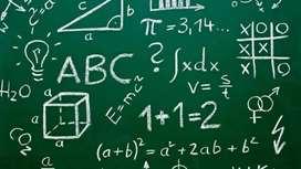 Profesor - Matemática, Fisica Inglés.