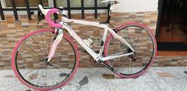 Bicicleta de ruta Pinarello Original Full Carbono