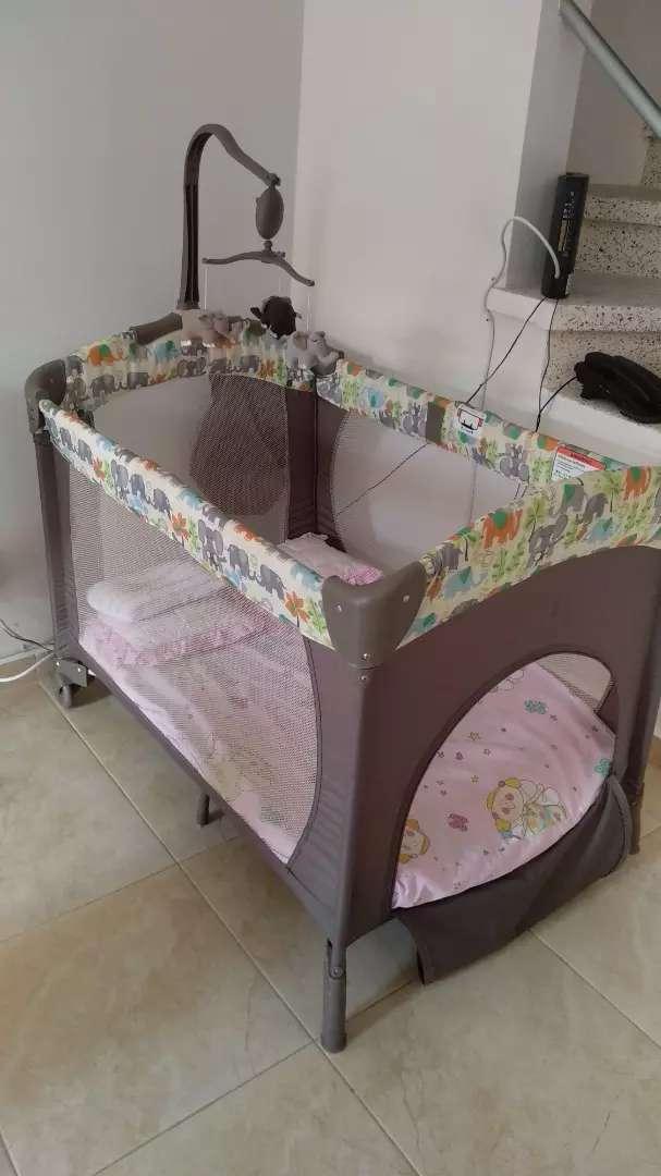 Cuna para Bebe Portátil 0