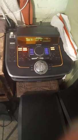 Vendo equipo de sonido sony Génesis