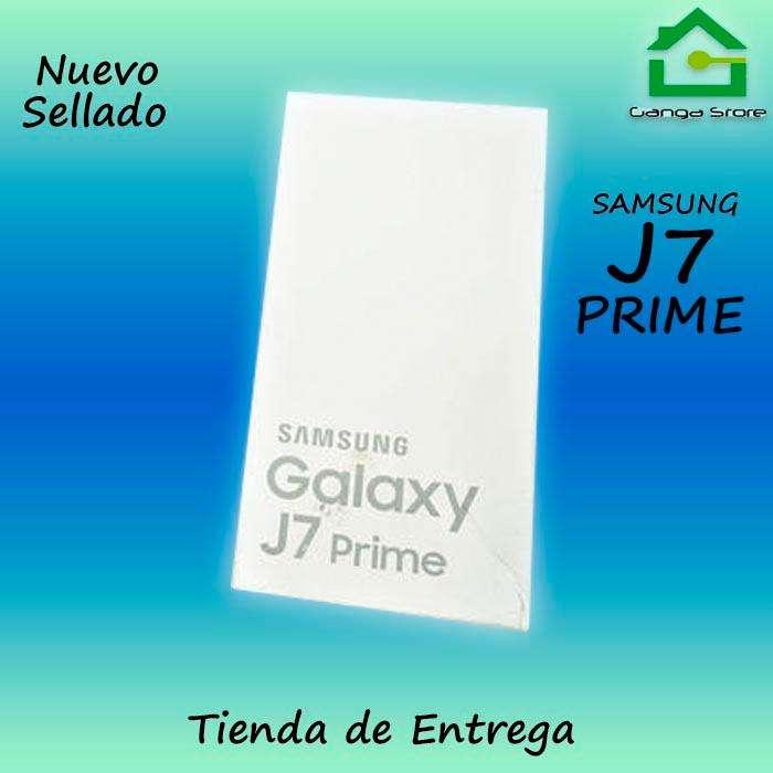 Samsung Galaxy J7 Prime Tienda Garantia 0
