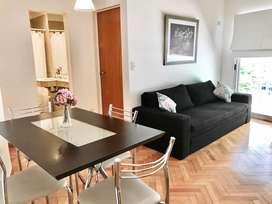 Departamento Palermo 1 dormitorios. Luminoso junto a Bulevard Charcas