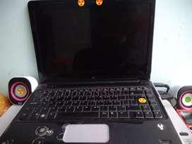 Vendo computador portátil HP negociable