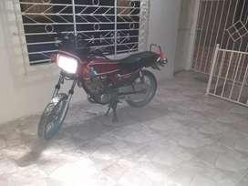 Vendo moto rx con tarjeta de propiedad, en excelente estado