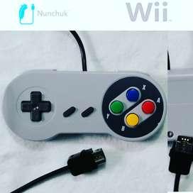 Nunchuk Wii U Control