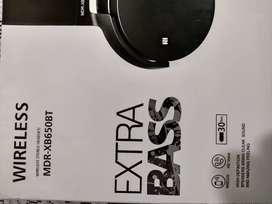 Audífono extra bass Sony