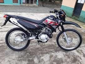 Moto yamaha xtz 2019