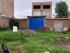 VENTA DE TERRENO 200 m2 - HUANCAYO