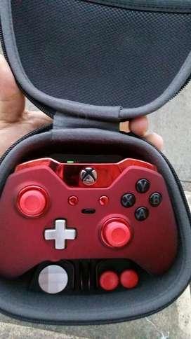 Control Xbox One Élite Red
