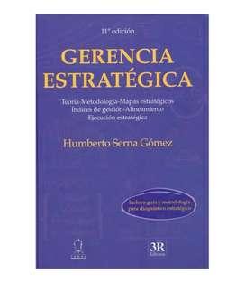 Libro Gerencia estrategica