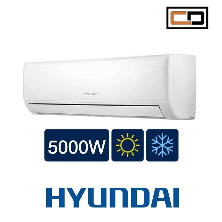 Aire Acondicionado Hyundai 5000W Frio/Calor