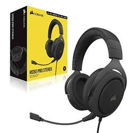 $75 - Audífonos Gamer Corsair HS50 Pro Stereo - Precio de Oferta