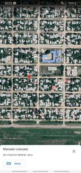 Vendo amplio terreno con casa b1ero d mayo m 126 c 21 a 50 metros dl.pavimento y a 3 cuadras del asfalto