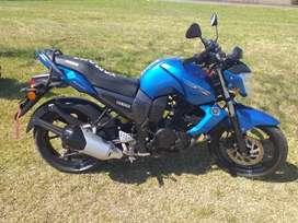 Yamaha fz16 inmaculada!