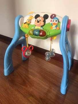 Gimnasio Disney de bebé