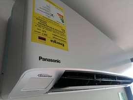 Aire Acondicionado PANASONIC 24000 BTU - Bajo Consumo