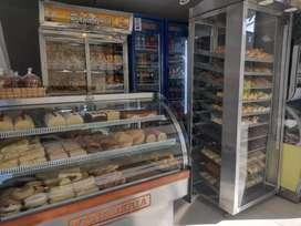 Vendo panaderia funcionando activa