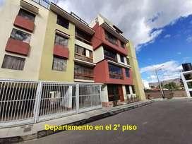 Venta departamento Baños del Inca