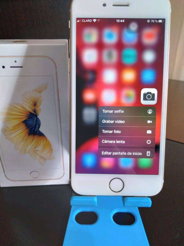 FLAMANTE IPHONE 6S 32GB 0