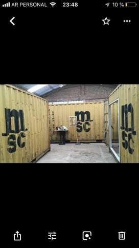 Alquiler Y Venta de Container Maritimos